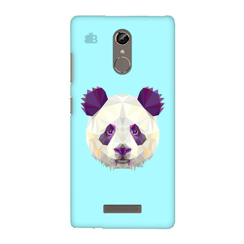 Abstract Panda Gionee S6S Phone Cover