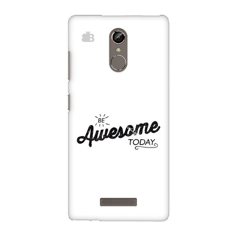 Awesome Gionee S6S Phone Cover