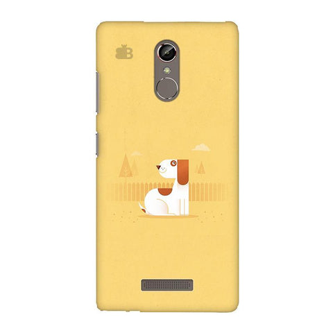 Calm Dog Gionee S6S Phone Cover