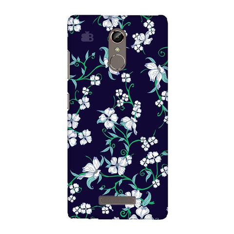 Dogwood Floral Pattern Gionee S6S Phone Cover
