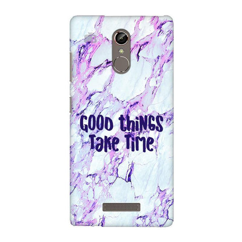 Good Things Gionee S6S Phone Cover