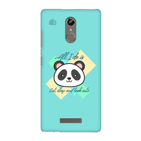 Panda Life Gionee S6S Phone Cover