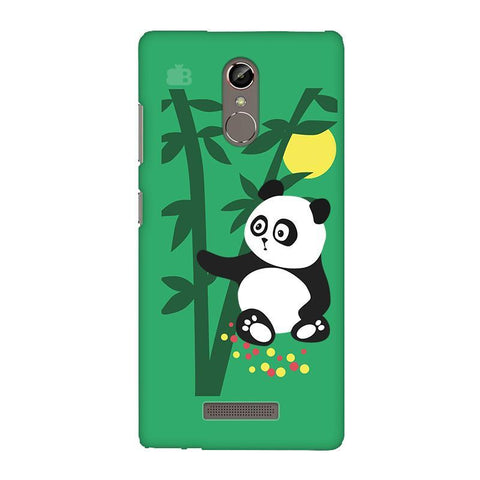 Panda in Woods Gionee S6S Phone Cover