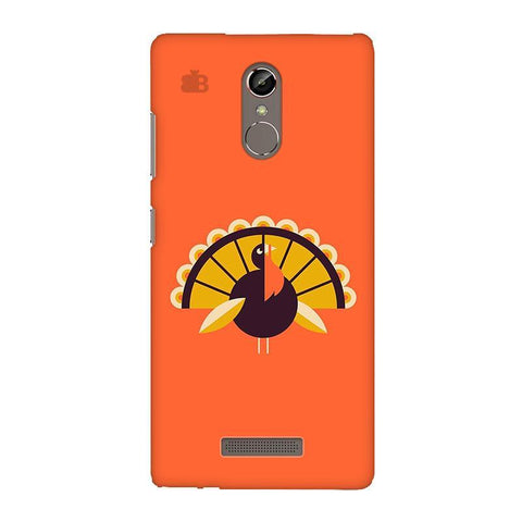 Peacock Gionee S6S Phone Cover