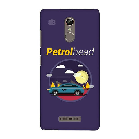 Petrolhead Gionee S6S Phone Cover