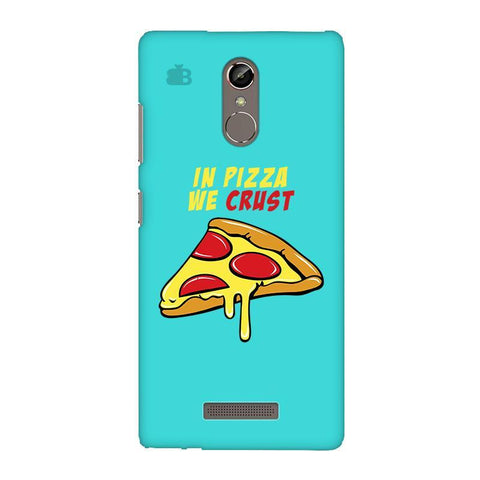 Pizza Crust Gionee S6S Phone Cover