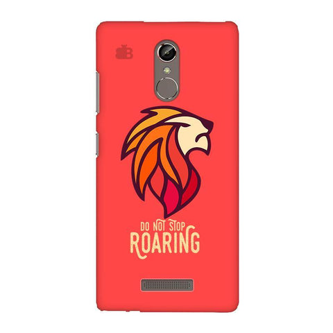 Roaring Lion Gionee S6S Phone Cover