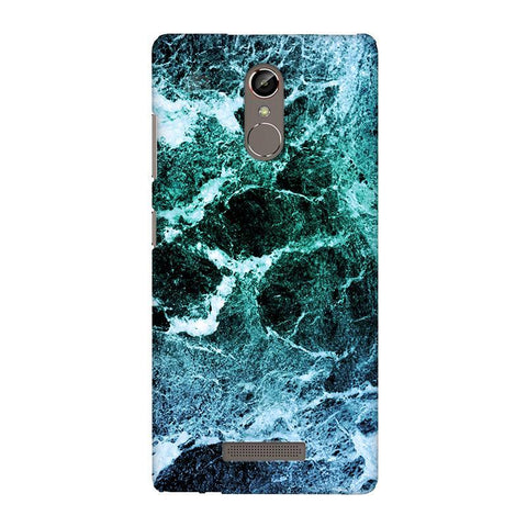Sea Marble Gionee S6S Phone Cover