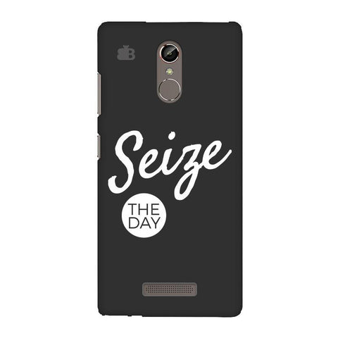 Seize The Day Gionee S6S Phone Cover