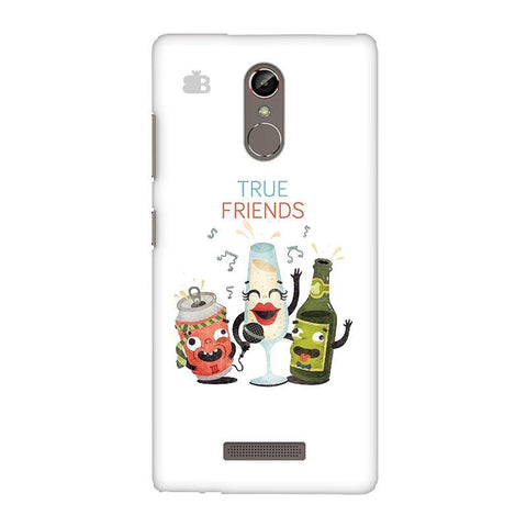 True Friends Gionee S6S Phone Cover