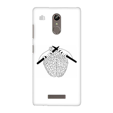 Weaving Brain Gionee S6S Phone Cover