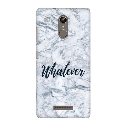 Whatever Gionee S6S Phone Cover