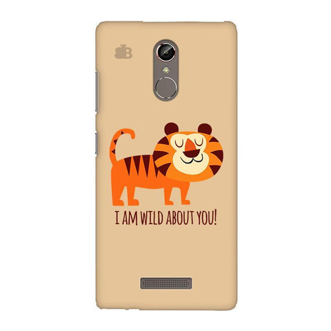 Wild About You Gionee S6S Phone Cover
