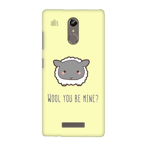 Wool Gionee S6S Phone Cover