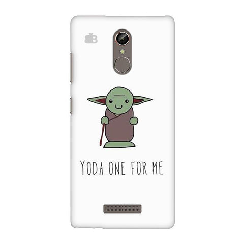 Yoda One Gionee S6S Phone Cover