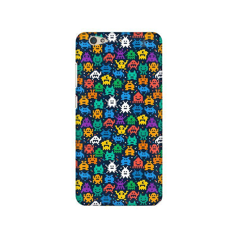 16 Bit Pattern Gionee S6 Phone Cover
