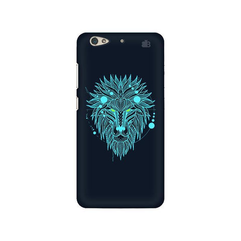 Abstract Art Lion Gionee S6 Phone Cover