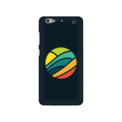 Abstract Circle Gionee S6 Phone Cover