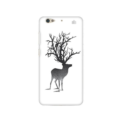 Abstract Deer Gionee S6 Phone Cover