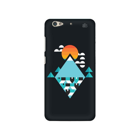 Abstract Mountains Gionee S6 Phone Cover