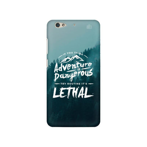 Adventure Gionee S6 Phone Cover