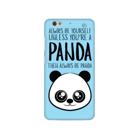 Always be panda Gionee S6 Phone Cover