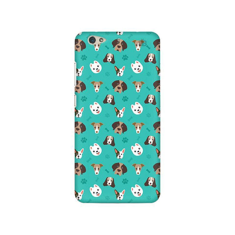 Doggie Pattern Gionee S6 Phone Cover