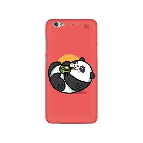 Panda eating Noodles Gionee S6 Phone Cover