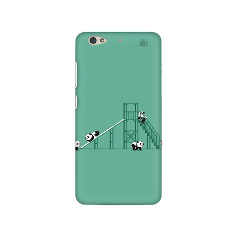 Pandas Playing Gionee S6 Phone Cover