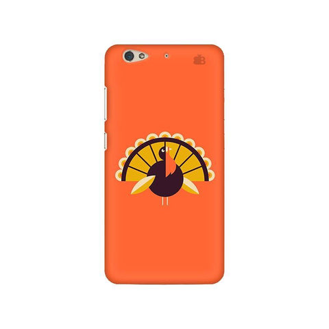 Peacock Gionee S6 Phone Cover