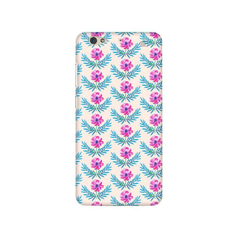 Pink Watercolor Pattern Gionee S6 Phone Cover