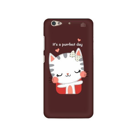 Purrfect Day Gionee S6 Phone Cover
