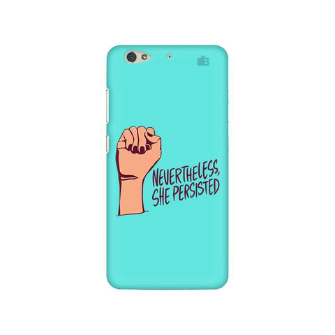 She Persisted Gionee S6 Phone Cover