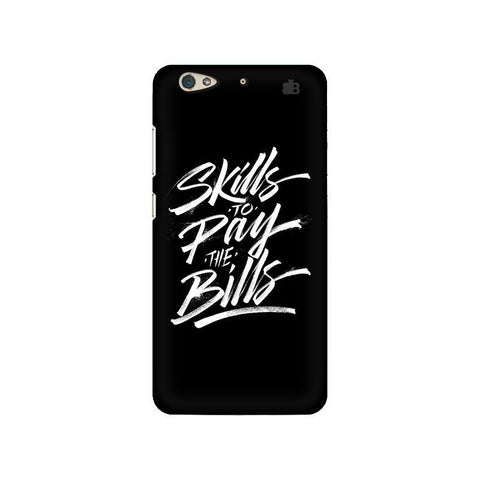 Skills Pay Bills Gionee S6 Phone Cover