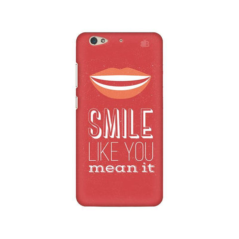 Smile Gionee S6 Phone Cover