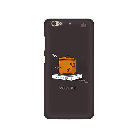 Smoking Pot Gionee S6 Phone Cover