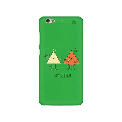 Stay in Shape Gionee S6 Phone Cover