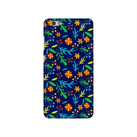 Vibrant Floral Pattern Gionee S6 Phone Cover