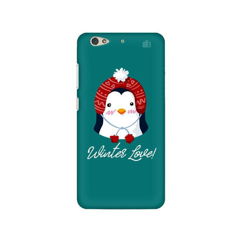 Winter Love Gionee S6 Phone Cover