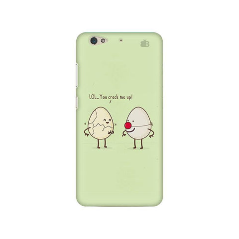 You Crack me up Gionee S6 Phone Cover