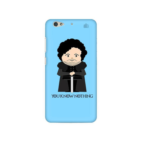 You Know Nothing Gionee S6 Phone Cover