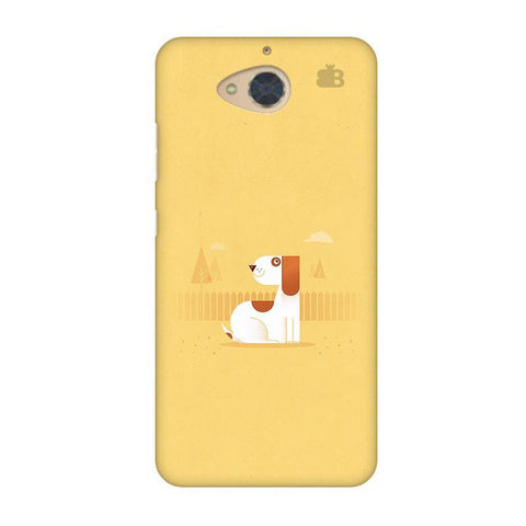 Calm Dog Gionee S6 Pro Phone Cover