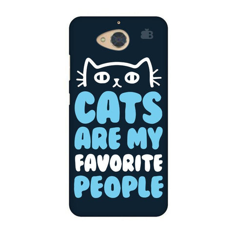 Cats favorite People Gionee S6 Pro Phone Cover