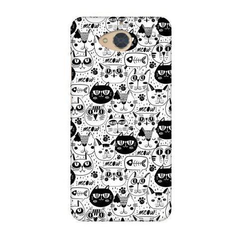 Cute Cats Pattern Gionee S6 Pro Phone Cover