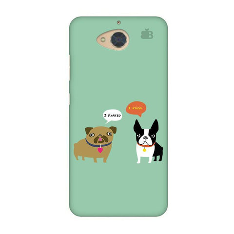 Cute Dog Buddies Gionee S6 Pro Phone Cover