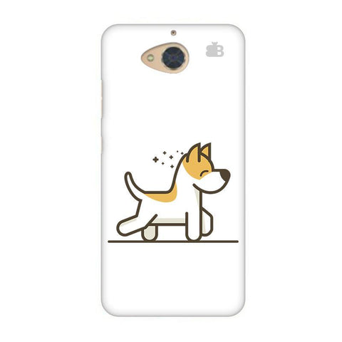 Happy Puppy Gionee S6 Pro Phone Cover
