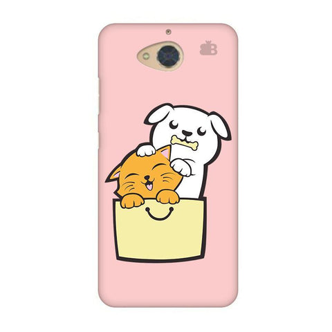 Kitty Puppy Buddies Gionee S6 Pro Phone Cover