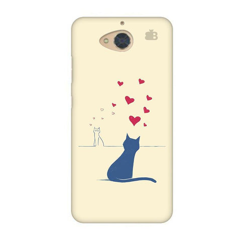 Kitty in Love Gionee S6 Pro Phone Cover