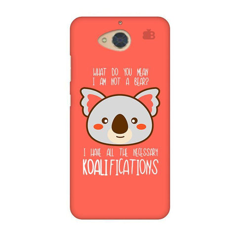 Koalifications Gionee S6 Pro Phone Cover