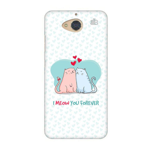 Meow You Forever Gionee S6 Pro Phone Cover
